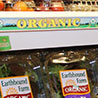 Organic Food Section